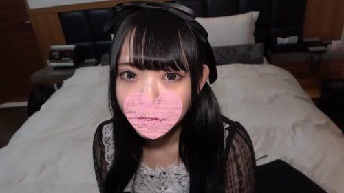 10代巨乳アイドル顔射